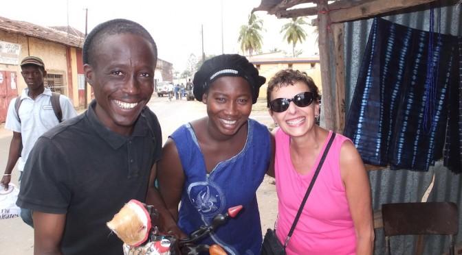 Street Vendors, Ziguinchor, Casamance, Senegal