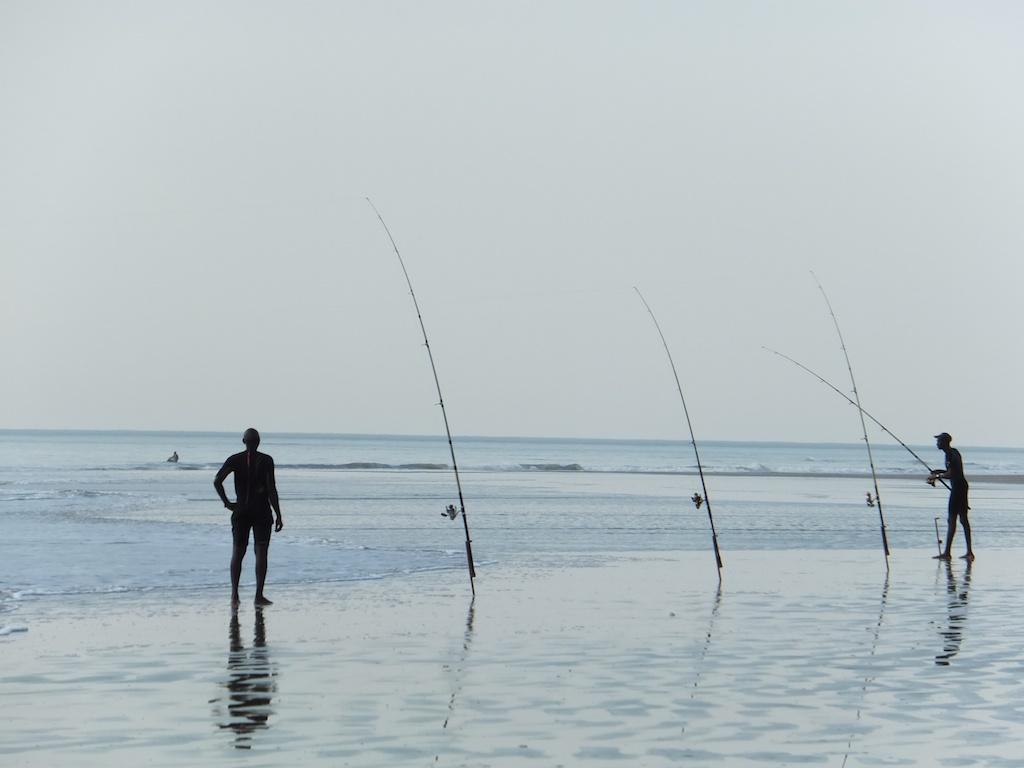 Fishermen, Bucotte, Casamance, Senegal